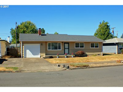 Springfield Single Family Home For Sale: 1156 Pleasant St
