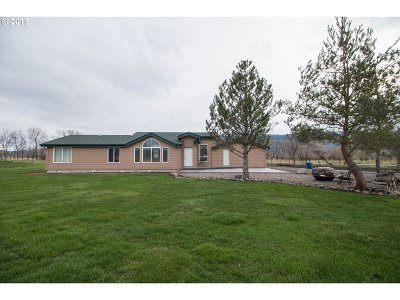 Union Single Family Home For Sale: 57817 Godley Rd