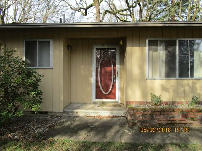 Tigard Single Family Home For Sale: 8875 SW Coral St