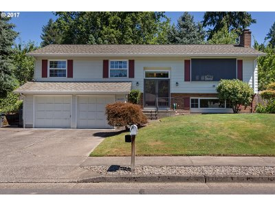 Beaverton Single Family Home For Sale: 14425 SW Wilson Dr