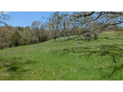 Roseburg OR Residential Lots & Land For Sale: $135,000
