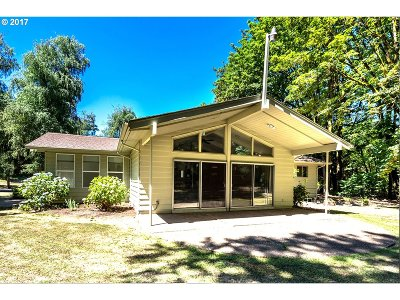 Aurora Single Family Home Sold: 26291 NE Butteville Rd