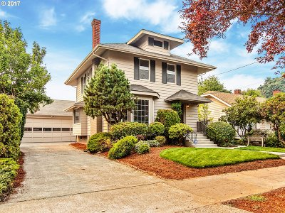 Single Family Home For Sale: 411 SE 83rd Ave