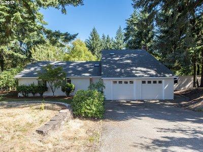 Beaverton, Aloha Single Family Home For Sale: 20405 SW Gassner Rd