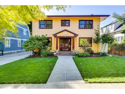Single Family Home For Sale: 1915 SE 23rd Ave