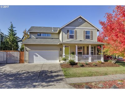Forest Grove Single Family Home For Sale: 1507 Snapdragon Ln