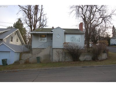 Pendleton Single Family Home For Sale: 514 SW Isaac Ave