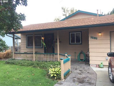 la grande Single Family Home For Sale: 2805 Pine St