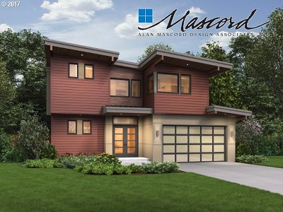 Vancouver Single Family Home For Sale: 3428 NW 137th Cir #Lot 9