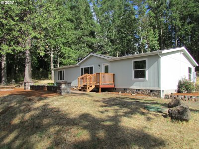 Cottage Grove, Creswell Single Family Home For Sale: 29077 Cottage Grove Lorane Rd