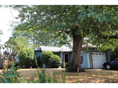 Portland Single Family Home For Sale: 6556 N Greenwich Ave