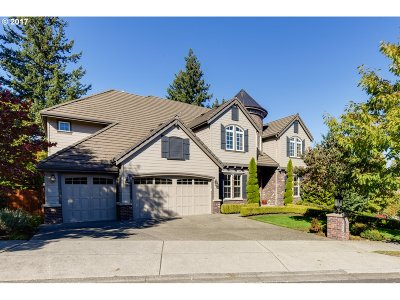 Beaverton Single Family Home For Sale: 18215 SW Florendo Ln