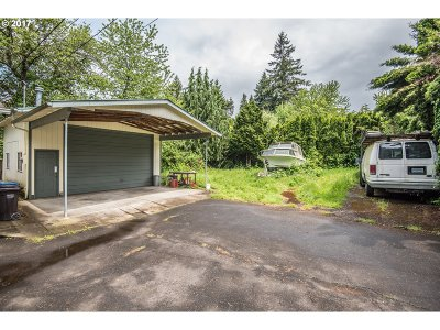 Milwaukie Residential Lots & Land For Sale: SE Filbert