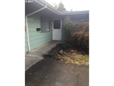Beaverton OR Single Family Home For Sale: $309,900