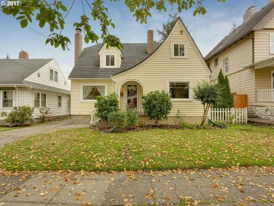Single Family Home For Sale: 2834 NE 56th Ave