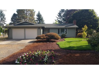 Oregon City Single Family Home For Sale: 11721 Partlow Rd