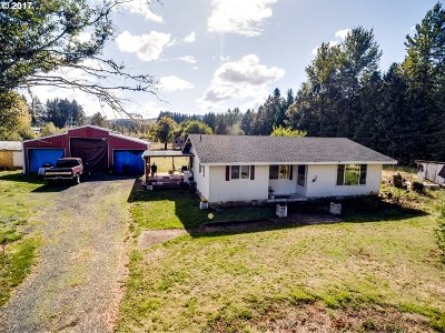 Cottage Grove Single Family Home For Sale: 31982 Hull Rd