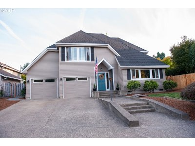 Portland Single Family Home For Sale: 17530 NW Elk Run Dr