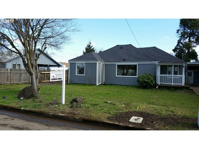 Eugene OR Single Family Home Sold: $220,000