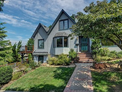 Single Family Home For Sale: 36 SE 69th Ave