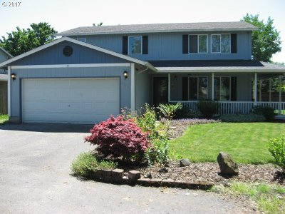 Scappoose Single Family Home For Sale: 52403 Miller Rd