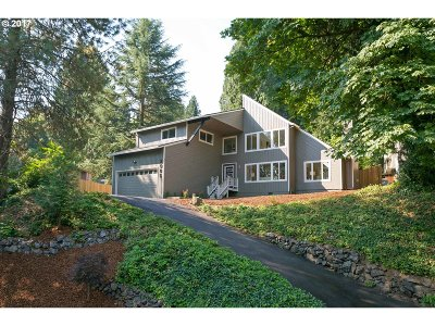 West Linn Single Family Home For Sale: 2006 Parkside Ct