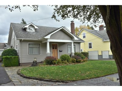 Single Family Home For Sale: 3324 NE 42nd Ave