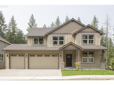 Estacada Single Family Home For Sale: 1795 NE Currin Creek Dr