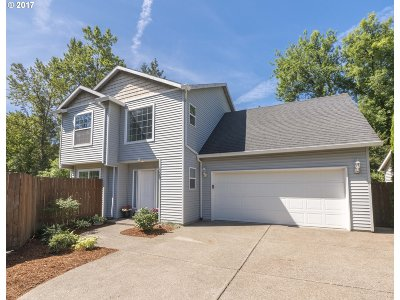 Milwaukie Single Family Home For Sale: 15689 SE Tidwells Way