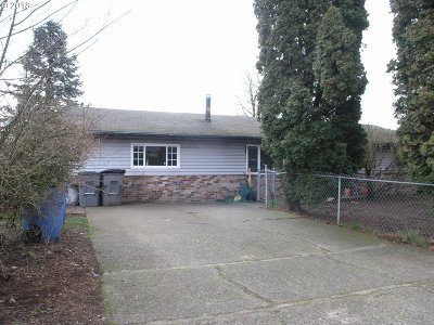 Vancouver Single Family Home For Sale: 6201 NE 123rd Ave