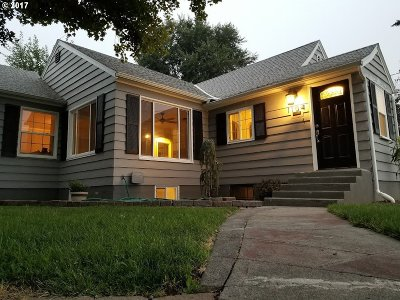 Pendleton Single Family Home For Sale: 1104 SW Goodwin Ave