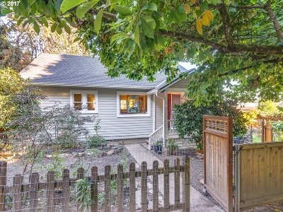 Portland Single Family Home For Sale: 5604 NW 56th Ave