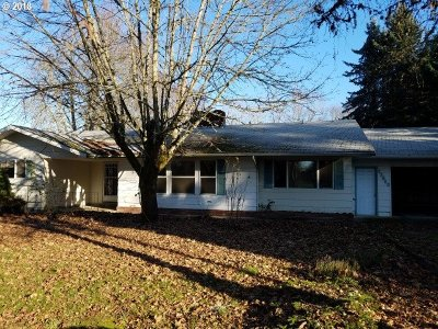 Wilsonville, Canby, Aurora Single Family Home For Sale: 23860 S Barlow Rd