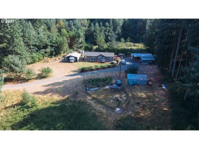 Cottage Grove, Creswell Single Family Home For Sale: 32152 Camas Swale Rd