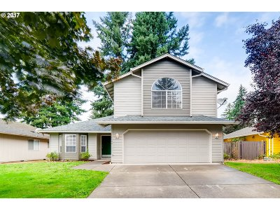 Vancouver WA Single Family Home Sold: $310,000