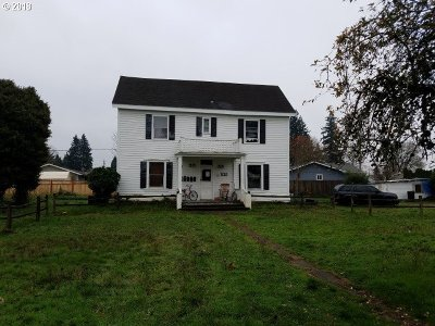 Wilsonville, Canby, Aurora Multi Family Home Pending: 525 SW 4th Ave