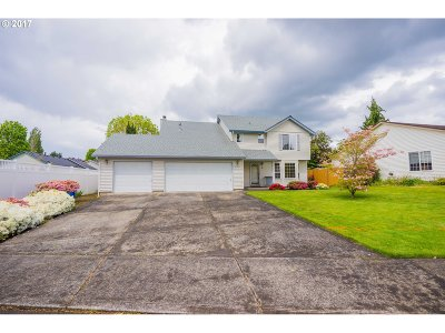 Vancouver WA Single Family Home Sold: $350,000