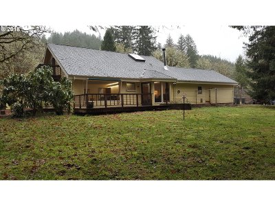 Douglas County Single Family Home For Sale: 1587 Cox Rd