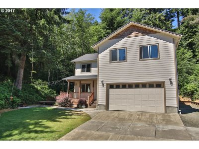 Coos Bay Single Family Home For Sale: 1453 Birch Ave