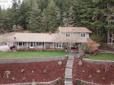 Eugene Single Family Home For Sale: 86283 Greenbriar Dr