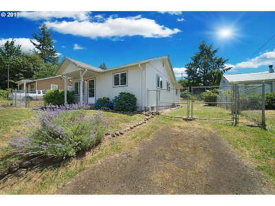 Cottage Grove, Creswell Single Family Home For Sale: 1301 Tyler Ave