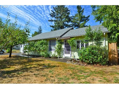 Portland Single Family Home For Sale: 4707 NE 68th Ave