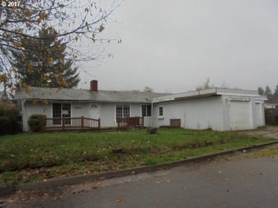 Cottage Grove, Creswell Single Family Home For Sale: 1924 S 4th St