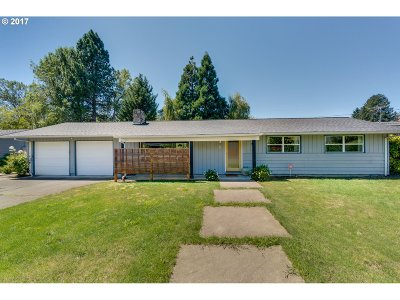 Single Family Home For Sale: 6705 SW 90th Ave
