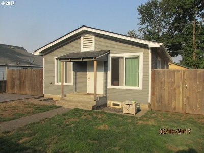 Junction City Single Family Home For Sale: 350 Deal St