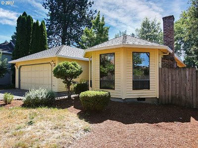 Tigard Single Family Home For Sale: 15965 SW 81st Ct