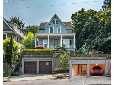 Single Family Home For Sale: 2894 NW Thurman St