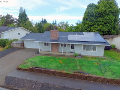 Single Family Home Sold: 3755 NW Olympic Dr