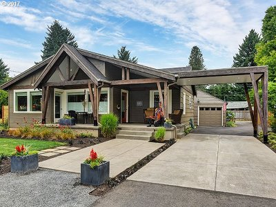 West Linn Single Family Home For Sale: 1544 6th Ave