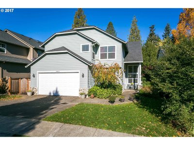Tualatin Single Family Home For Sale: 4465 SW Joshua St
